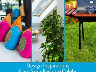 Design Inspirations from Your Favorite Celebs(