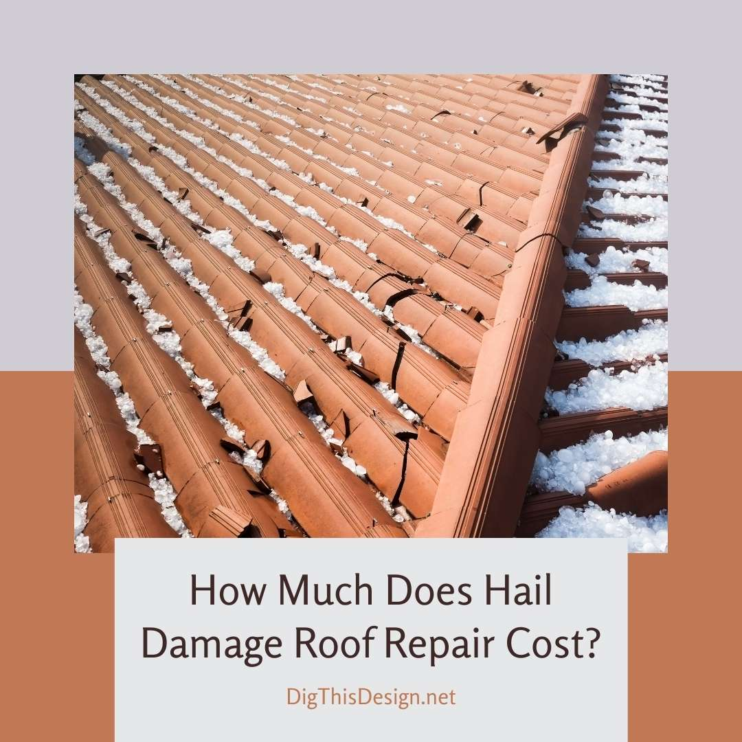 How Much Does Hail Damage Roof Repair Cost?