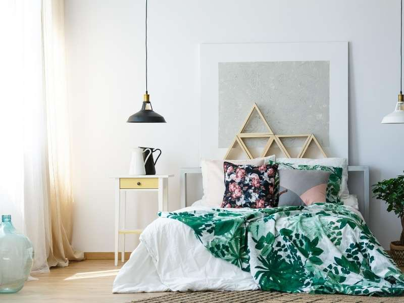 How To Create A Comforting Space In Your Bedroom