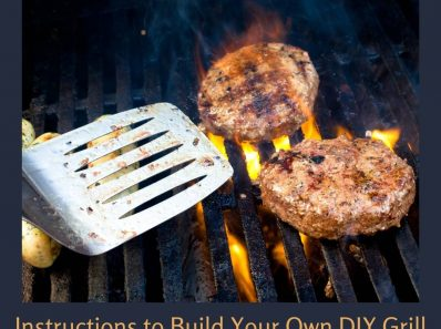 Instructions to Build Your Own DIY Grill