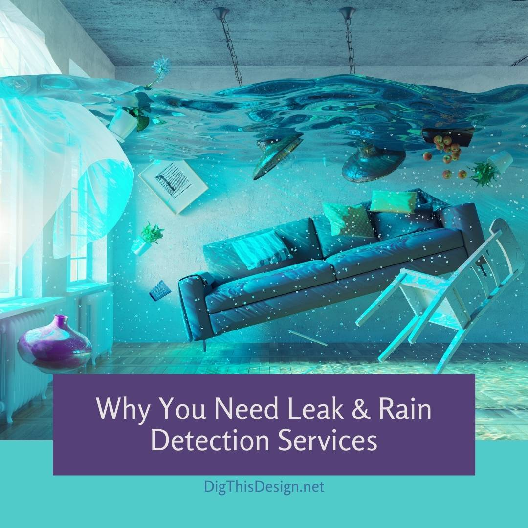 Why You Need Leak & Rain Detection Services