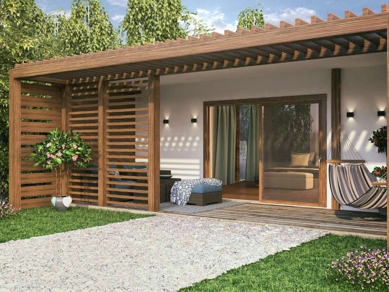 3 Ways to Boost Your Curb Appeal - Build a Summer House