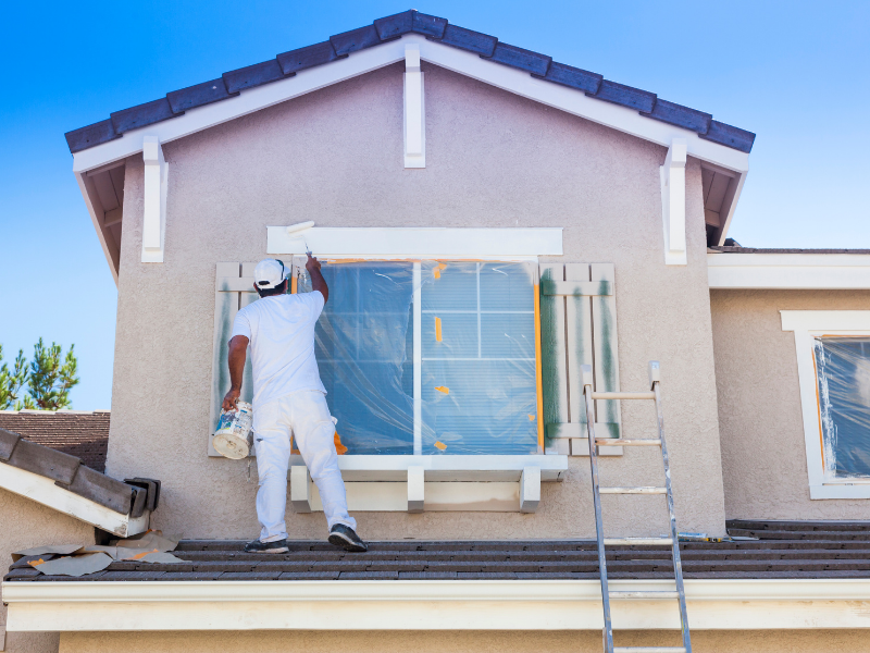 3 Ways to Boost Your Curb Appeal - Repair Exterior Damage