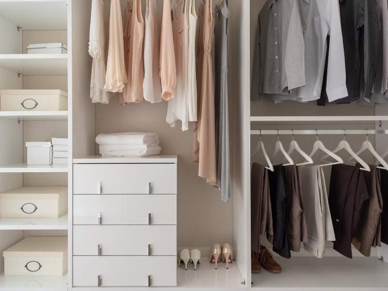 Bespoke Fitted Wardrobe