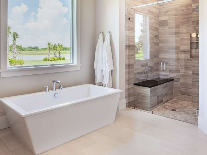 Bathtubs as a Focal Point Make Your Bathroom Look Amazing