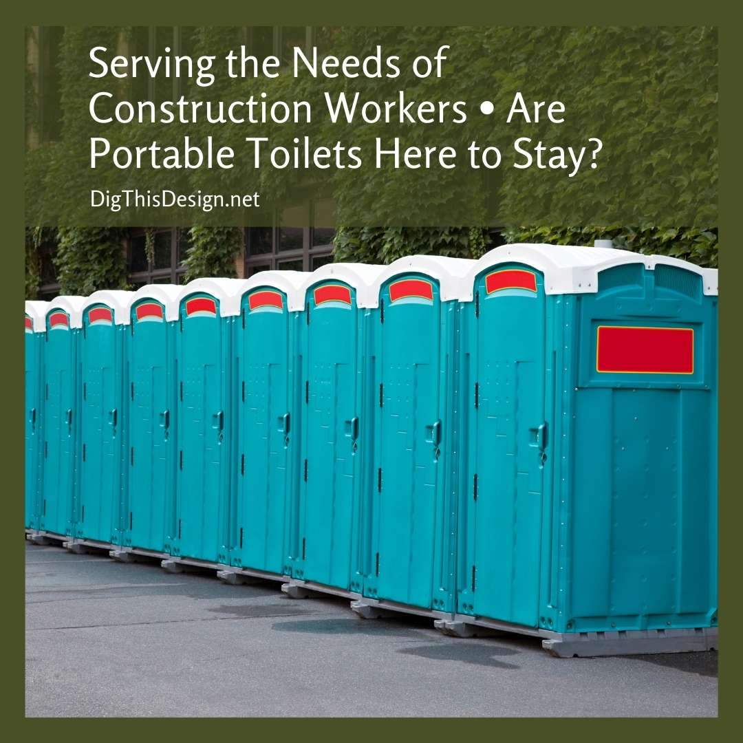 Are Portable Toilets Here to Stay