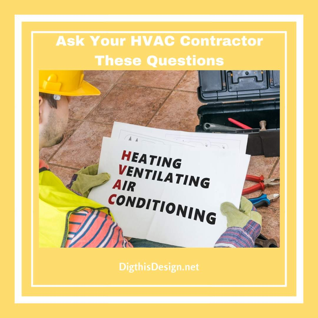 Questions to Ask A HVAC Contractor
