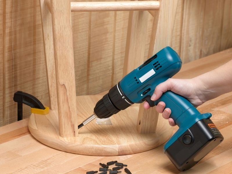 Drill - Your DIY Home Starter Kit Essentials