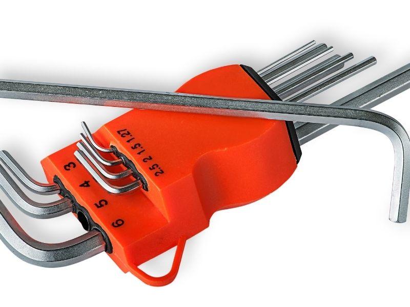 Allen Wrench Set (Hex Key)