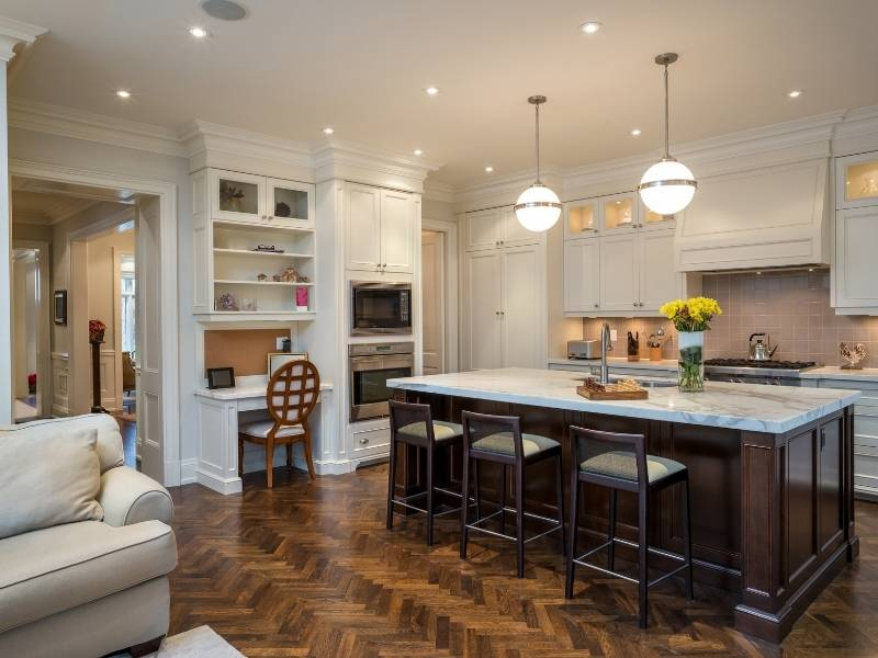8 Ways to Increase the Value of Your Home - Spiff up the kitchen.