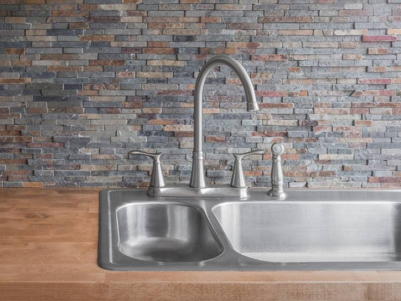 Make These 5 Affordable Improvements to your Kitchen Before Selling - Update the backsplash.