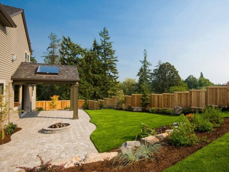 5 Home Improvement Ideas for a Backyard