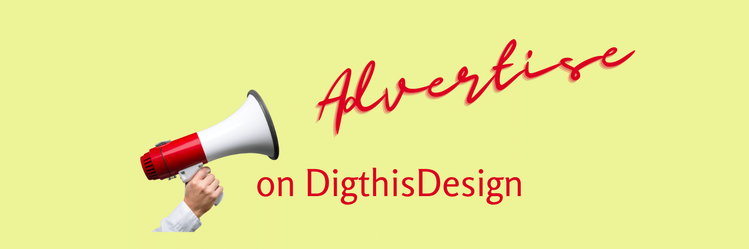 Advertise on Dig This Design