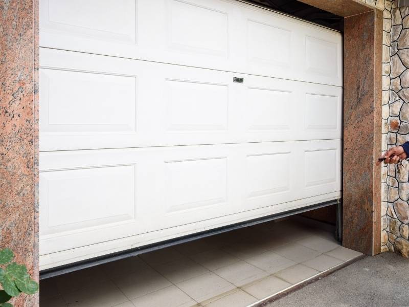 Best Home Improvement Projects that Increase Home Value - Replace the Garage Door
