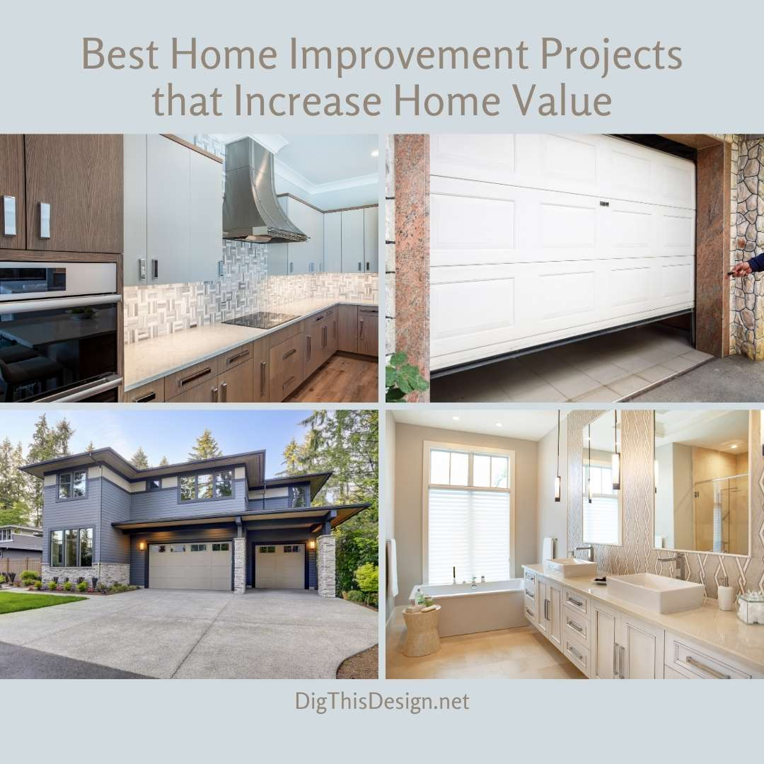 Best Home Improvement Projects that Increase Home Value