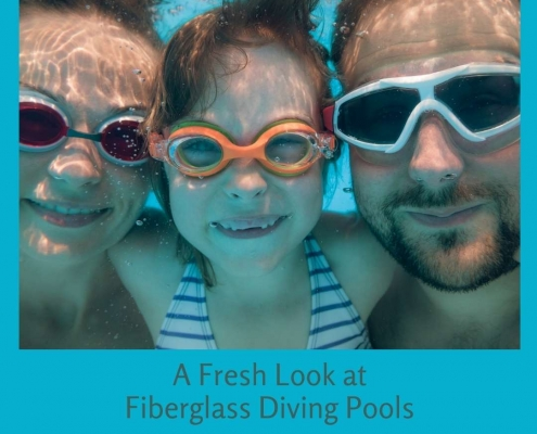 A Fresh Look at Fiberglass Diving Pools