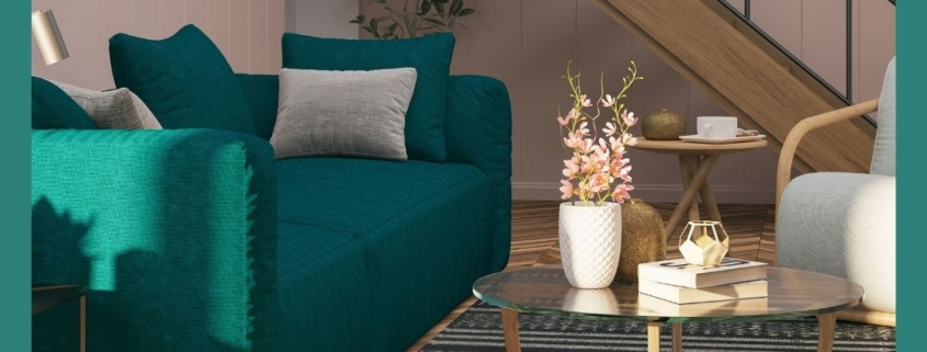 How To Add Color to Your Living Room