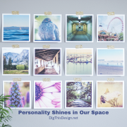 Personality Shines in Our Space