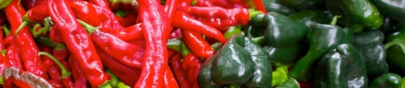 10 Plants that Naturally Keep Pests Out of Your Garden - Red Cayenne Peppers