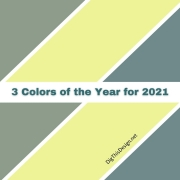 3 Colors of the Year for 2021 that Illuminate Hope