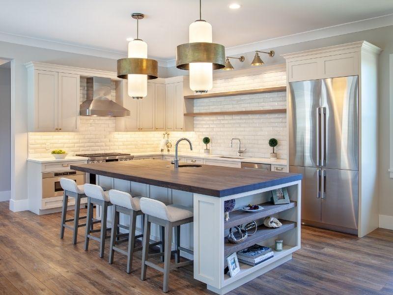 3 Inspirations of Trending Kitchen Interior Design