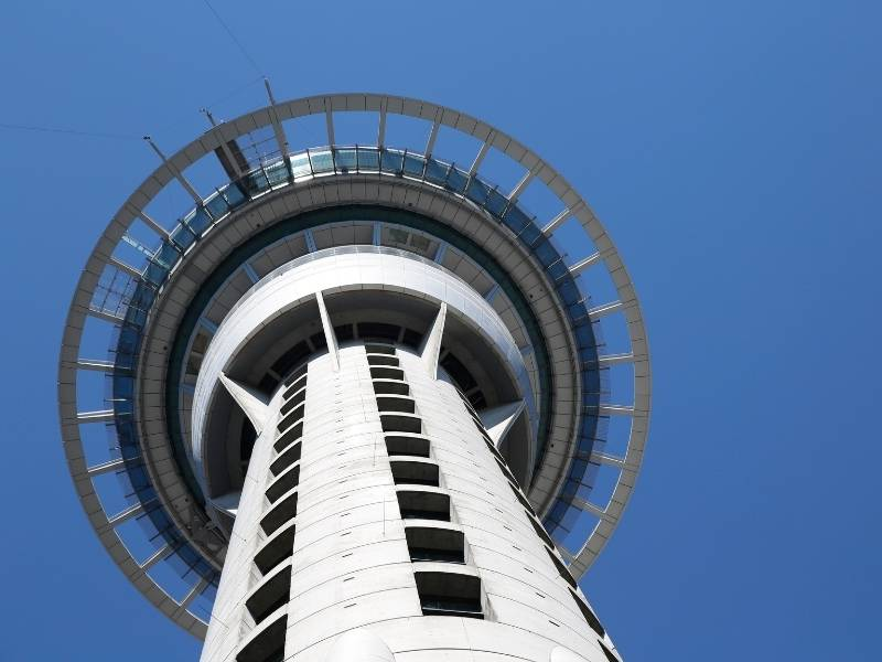 5 of the Most Impressive Structures in the Asia Pacific Region - Sky Tower