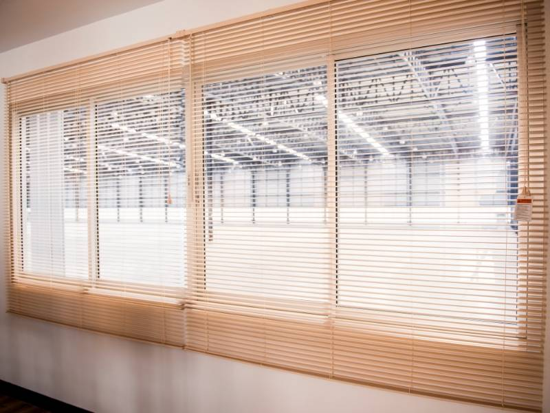 Best Blinds for Your Home - wooden venetian blinds