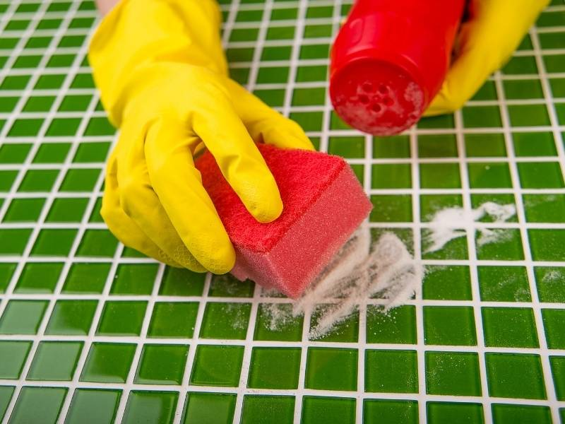 Dealing with Mold on Tile and Grout