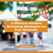 Outdoor Marketing Strategies