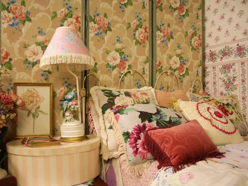 Shabby-Chic Décor Ideas - Shabby Chic Bedroom