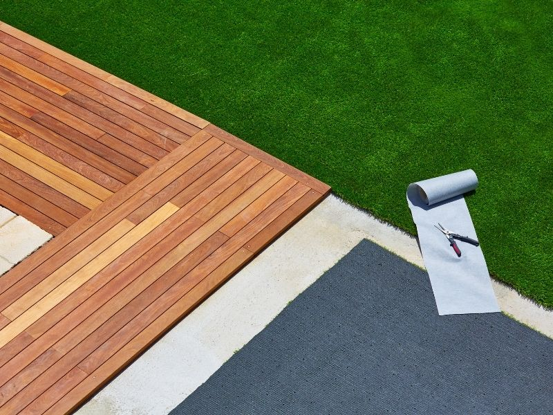 The Best Outdoor Floorings to Choose for Style and Practicality - astro turf grass