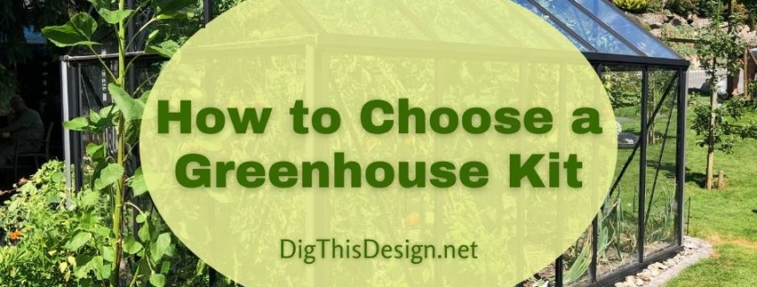 Greenhouses are great because they enable you to grow plants all year round. But do you know that you can purchase a greenhouse kit?