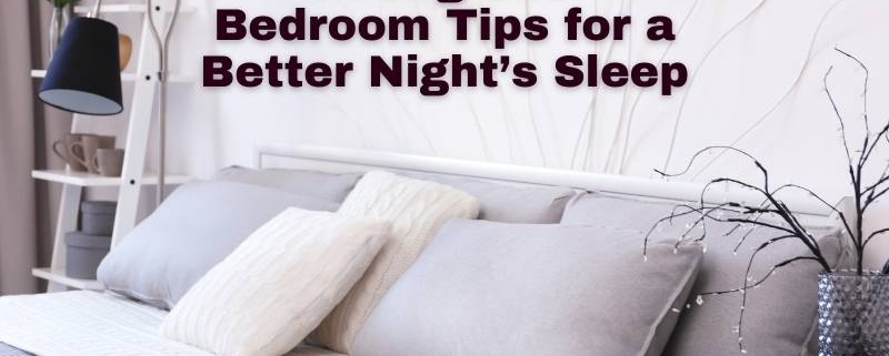 4 Feng Shui Bedroom Tips for a Better Night's Sleep