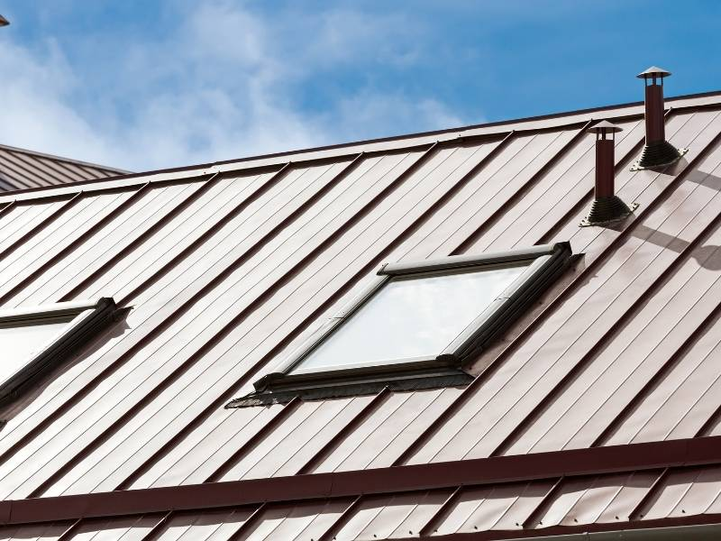 5 Reasons Why Metal Roofing is Your Best Choice