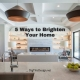 5 Ways to Brighten Your Home's Image With Lighting