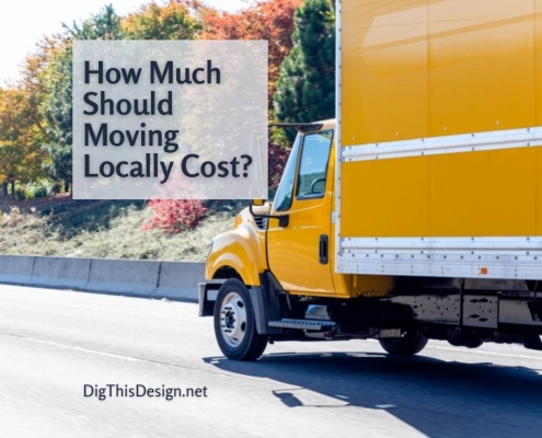 How Much Should Moving Locally Cost