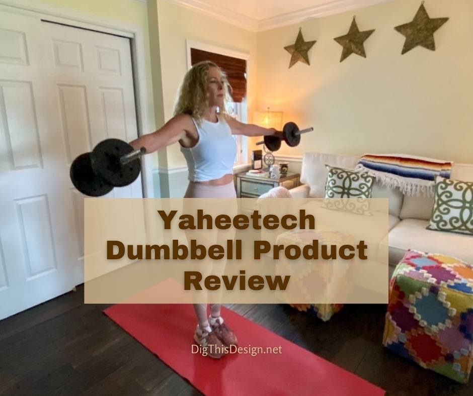 Yaheetech Dumbbell Product Review