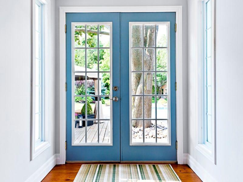 French door patio door styles.