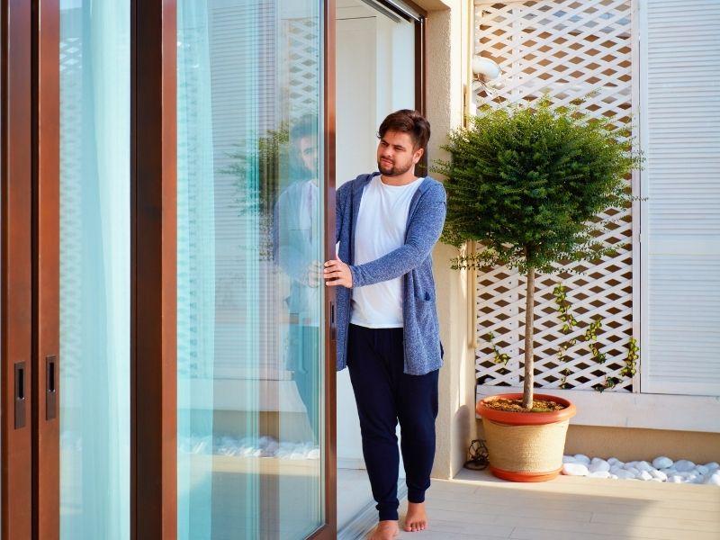 Sliding Glass Patio Door Style