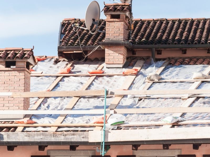 5 Tips to Prepare for Home Roof Replacement