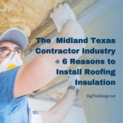 6 Reasons to Install Insulation using the contractor industry