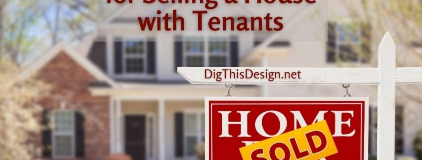 7 Important Tips for Selling a House with Tenants
