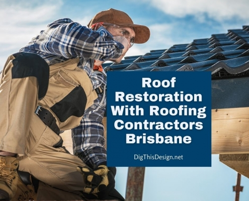 Roof Restoration With Roofing Contractors Brisbane