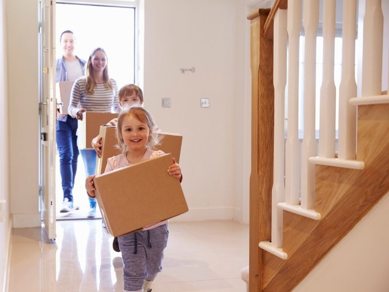 Tips for Coping with the Stress of Moving