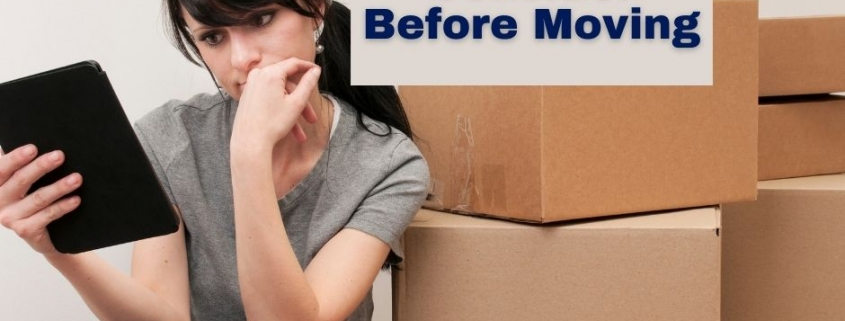 Your Guide to 6 Tips to Consider Before Moving