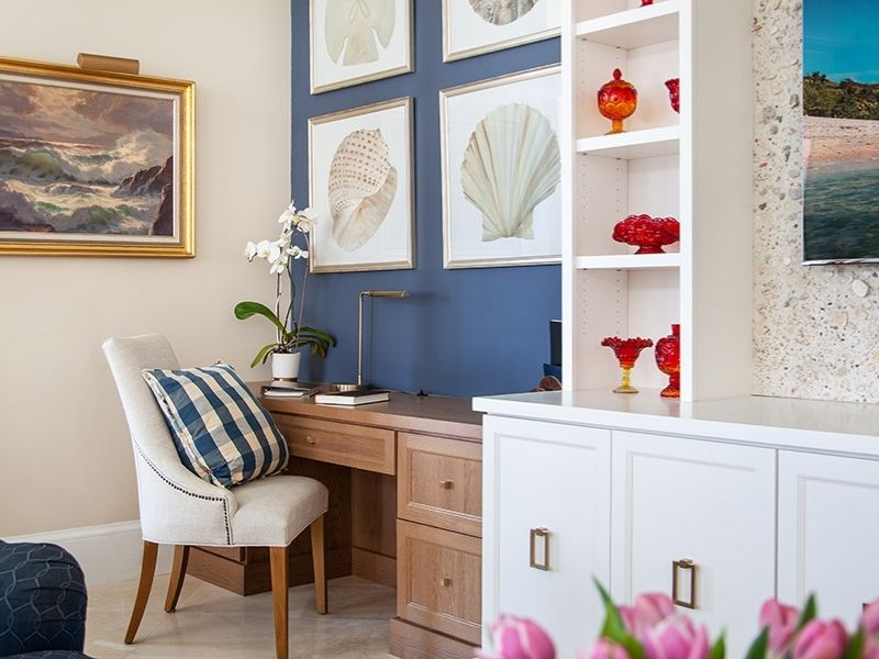 3 Luxurious Decor Ideas for an Empty Wall - Wall Art and collectibles