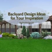 Backyard Design Ideas for Your Inspiration