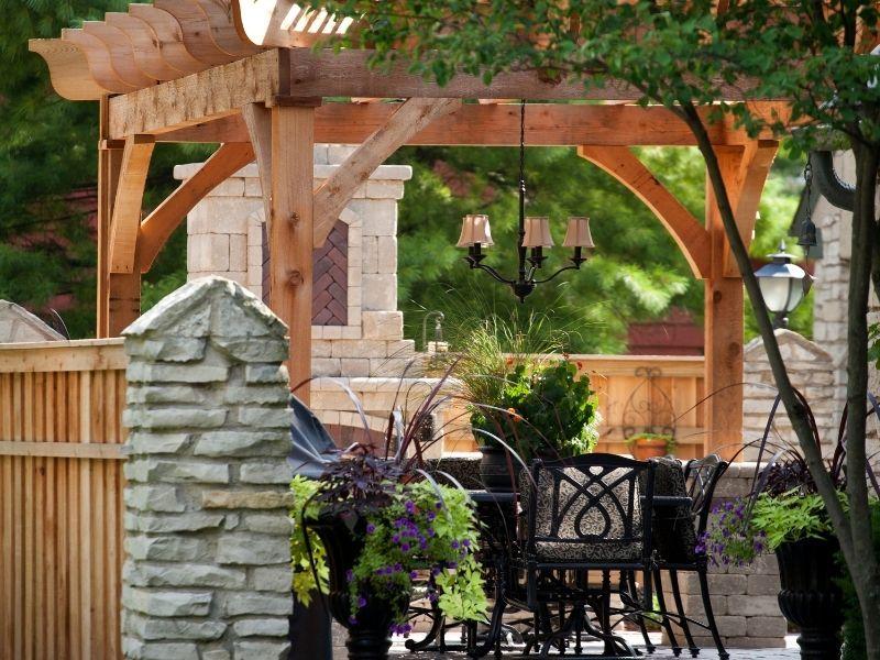 Backyard Design Ideas for Your Inspiration - Pergola