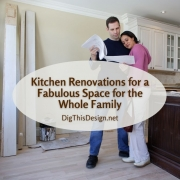 Kitchen Renovations for a Fabulous Space for the Whole Family