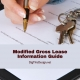 Modified Gross Lease Information Guide